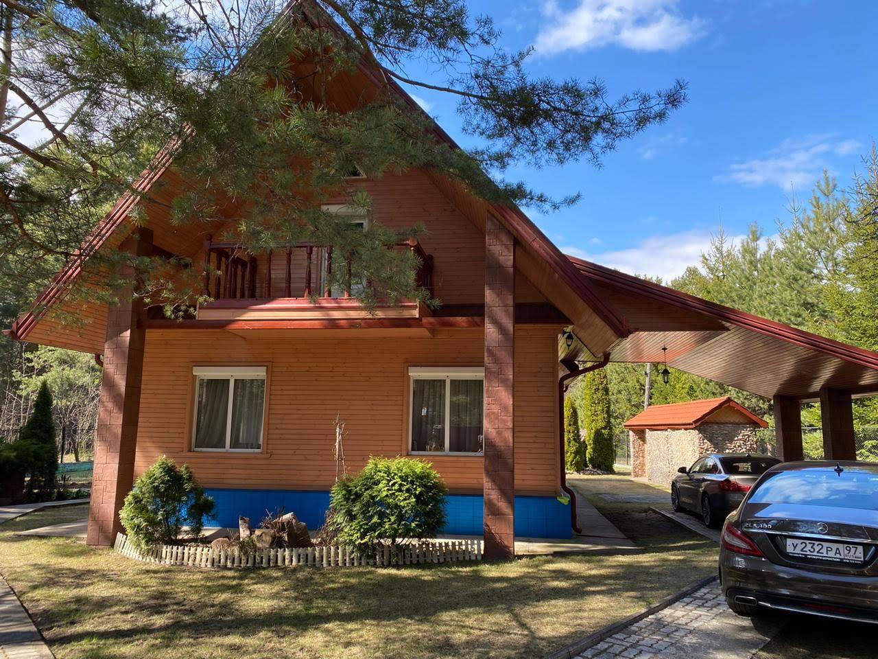 Загородный дом в г. Юрьевец (Ивановская область)